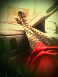 Put Your Feet Up by JunkJunkie