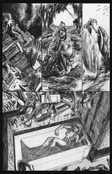 harleyquinn page RAYMOND TAN by Raymondttan