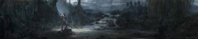 Feudal japan vagabond by Raymondttan