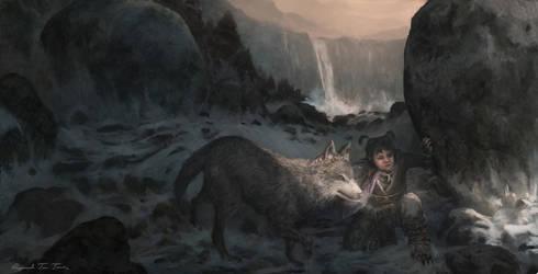 Hunt by Raymondttan
