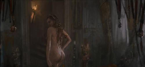 Cleopatra by Raymondttan