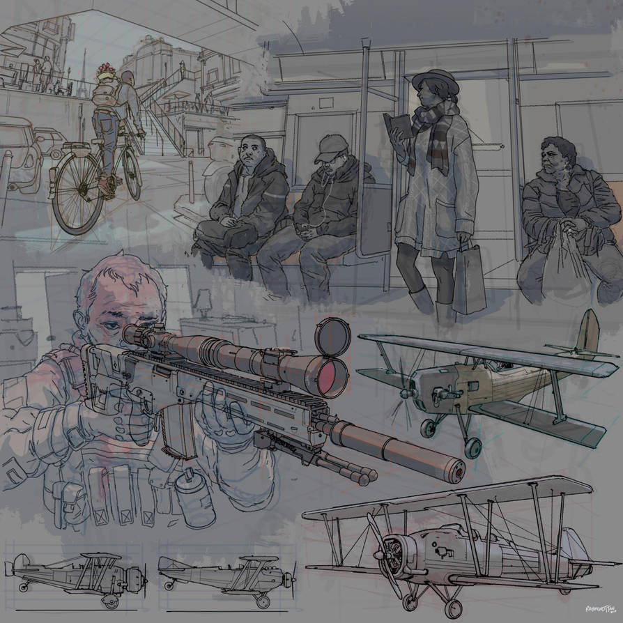 Sketch 2 by Raymondttan