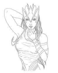 Lineart Small by Jaripeich