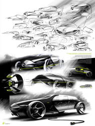 Mercedes-Benz E.Matic by husseindesign
