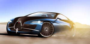 Bugatti Typ 50 by husseindesign