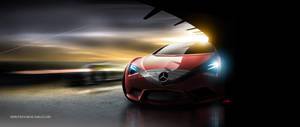 AMG-Class - Front by husseindesign