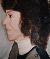 Self Portrait by CarolynYM