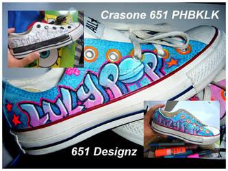 7a9bb833b428 invisiblexink 31 13 Custom-Made Converse 1 by jonix