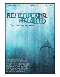 Remember Atlantis-Movie Poster by wulfiesacolyte