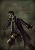 The Joker by Einon-Y