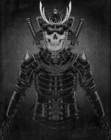 The Grim Samurai by Verde13