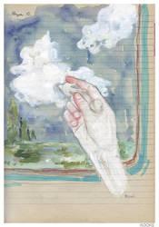 paper swallow by cuckoo-koo-koo