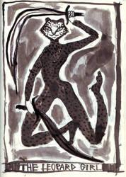 leopardgirl by cuckoo-koo-koo