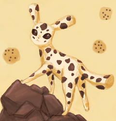 Cookie Dough Eeveekution by GoreChick