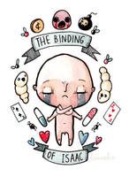 The Binding of Isaac by Hannakin