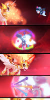 Daybreaker Banishment by SugaryIceCreamMlp