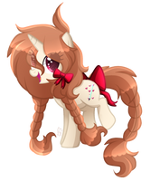 MLP Commission - Gingar by SugaryIceCreamMlp