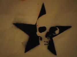 first stencil by timsdub