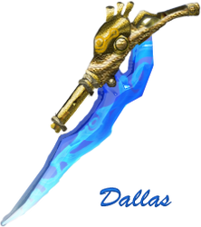 Water Bayonet by Azure-Dallas