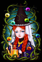 Magical Seed Planter by maye6