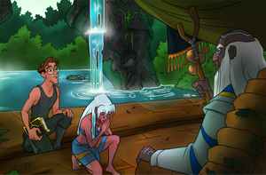 Atlantis. Decide by chocolatecherry