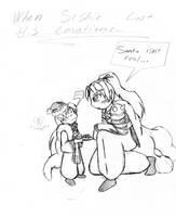 Sesshomaru's Emotions by o0OInuyashaO0o