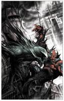 Spiderman by SENGHUI