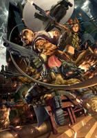 Infinity The Game _ Ariadna cover by SENGHUI