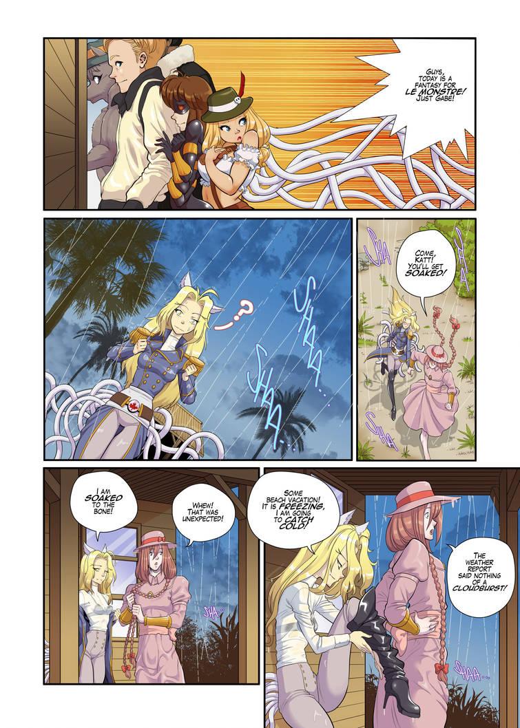 Katt x Gabe, page 9 by KrazyKrow