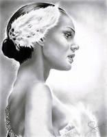 The Black Swan by RusselSantos