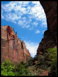 Zion National Park 2 by Eldai
