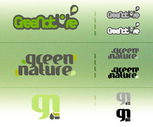 Green Nature logo by LH310