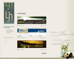 LHD portfolio 09 by LH310