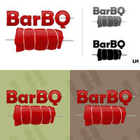 BarBQ logo by LH310