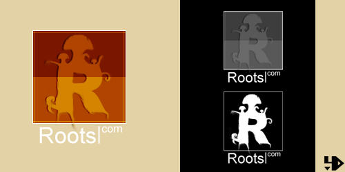 Roots - Logo by LH310