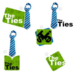 The Ties 5Logo by LH310
