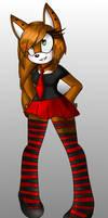 Me as a Hedgehog by mistyfan45