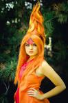 Flame Princess by AngelDictator