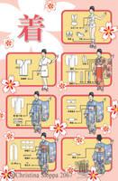 Kitsuke Accessories by Qiu-Ling