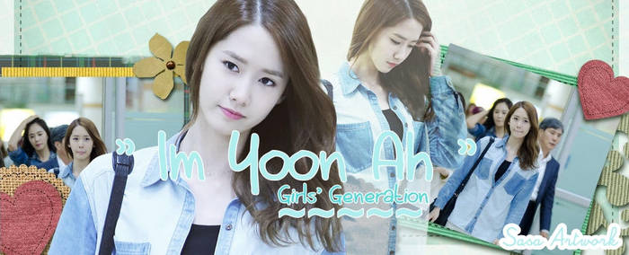 Yoona Snsd Blue Airport Fashion Banner By Yoonaddict150202 On Deviantart