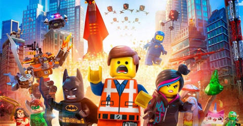 LEGO Movie Review!!! by eeeeeeeyyyyyy