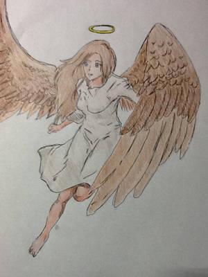 Angel by SnowyIllusions