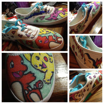 My new shoes by SnowyIllusions