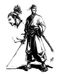 Musashi by Guts-N-Effort