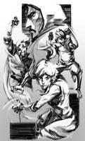 Legend of Korra by Guts-N-Effort
