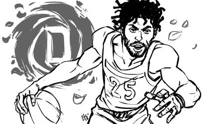 D Rose by Guts-N-Effort