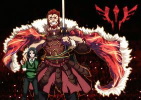 Fate Zero - Rider by raidenokreuz76