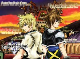 Kingdom hearts2 - memories by raidenokreuz76