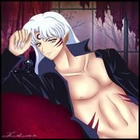 Lord Sesshomaru - Model by AkaDawn