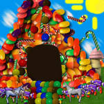 Candy Mountain by Alora246